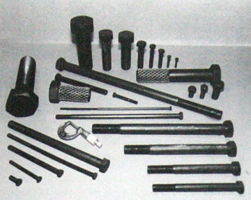 Quality Supplier of Nuts, Bolts, Screws, Washers, and